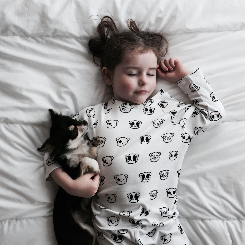 birdie-and-bowie-pyjamas-sleeping