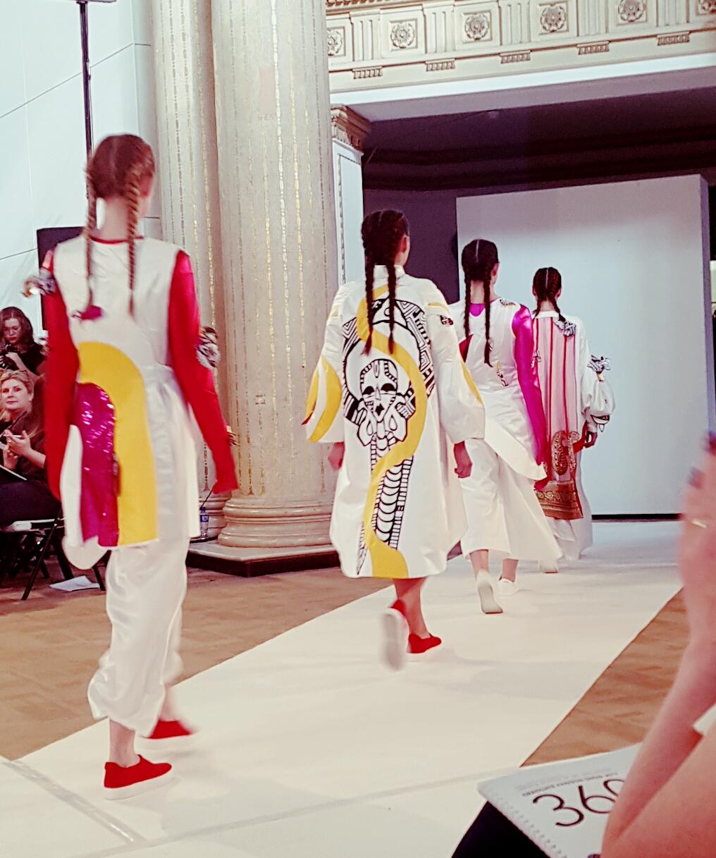 Graduate Fashion Six Designers To