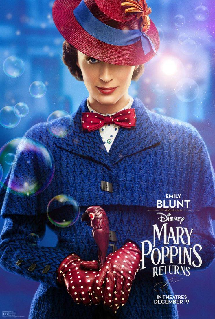 Mary Poppins Returns But Really Should She Exquisite