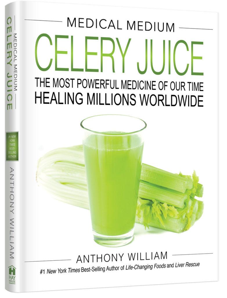 EXTREME CLEAN Hilde Larsen's 84 day celery juice detox